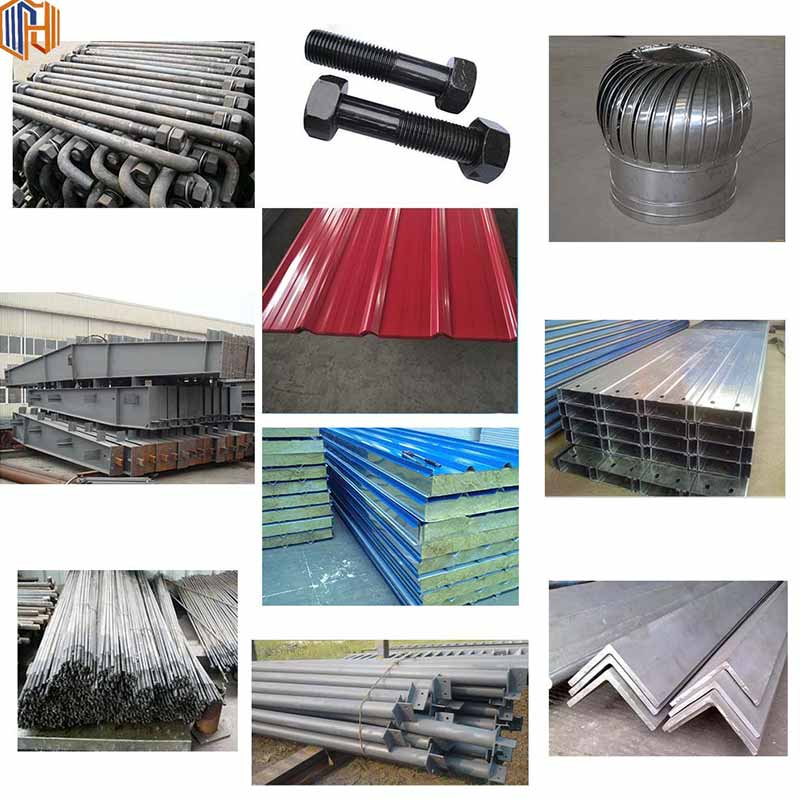 china prefabricated steel insulated buildings metal workshops for sale