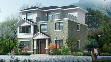 What are the key points of the design and construction process of light steel house