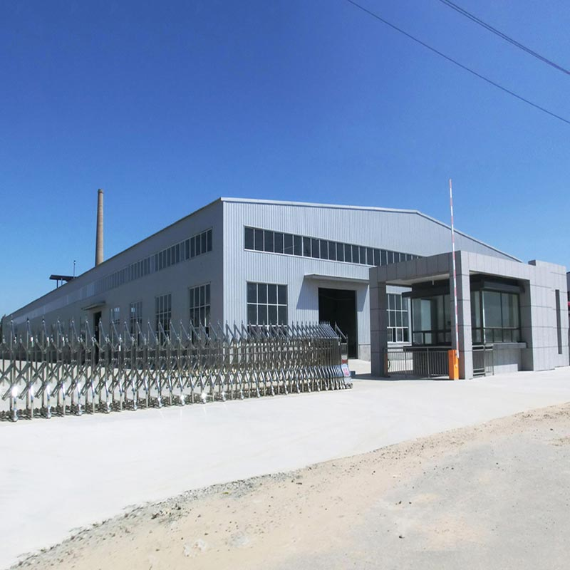 Steel structure warehouse workshop building