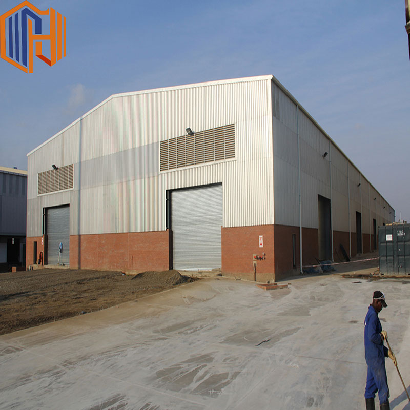 China Prefabricated Steel Structure Warehouse Price