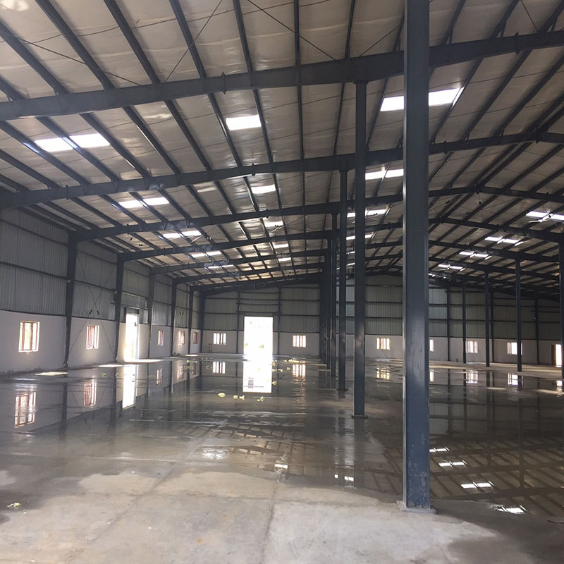 High Quality Light Steel Fabricated Structural Steel Warehouse